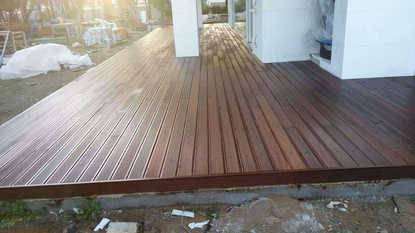 Decking3 sardegna parquet - Pavimenti in legno per giardino ...
