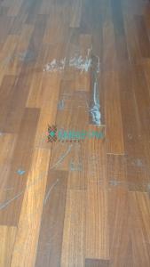 restauro pavimento in legno